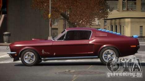 Ford Mustang 302 CV для GTA 4