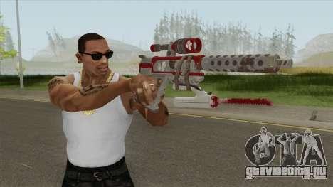 Custom Pistol для GTA San Andreas