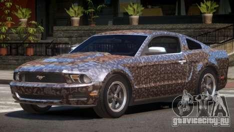 Ford Mustang E-Style PJ5 для GTA 4