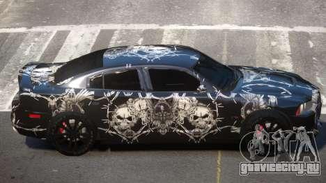 Dodge Charger L-Tuned PJ6 для GTA 4