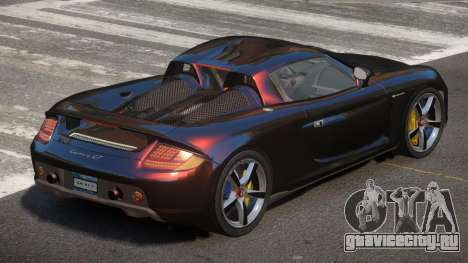 Porsche Carrera GT V1.2 для GTA 4