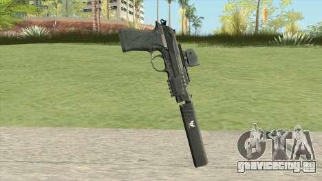 Beretta 92 (Silenced) для GTA San Andreas