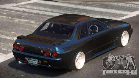 Nissan Skyline R32 LT для GTA 4