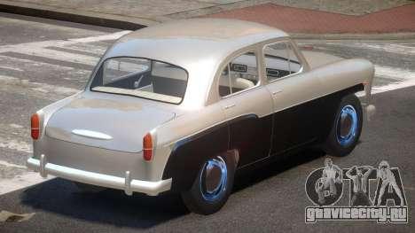 AZLK 407 Moskvich для GTA 4