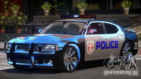 Dodge Charger LS Police для GTA 4