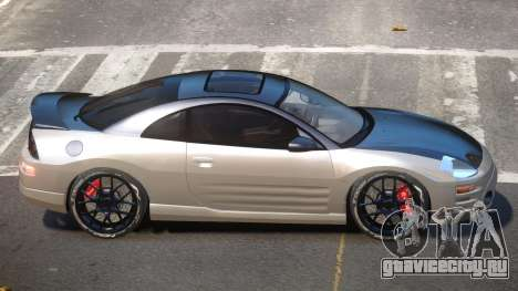 Mitsubishi Eclipse G-Tuned для GTA 4