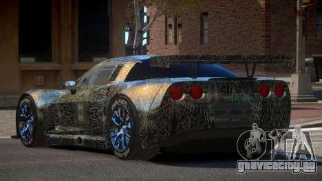Chevrolet Corvette RS Tuning PJ4 для GTA 4