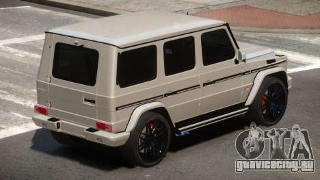 Mercedes Benz B65 V1.0 для GTA 4