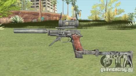 Beretta M93R Custom для GTA San Andreas
