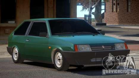VAZ 2108 L-Tuned для GTA 4
