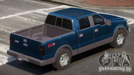 Ford F150 Custom V1.0 для GTA 4