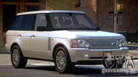 Range Rover Vogue RT для GTA 4