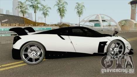 Pagani Huayra BC (RHA) для GTA San Andreas