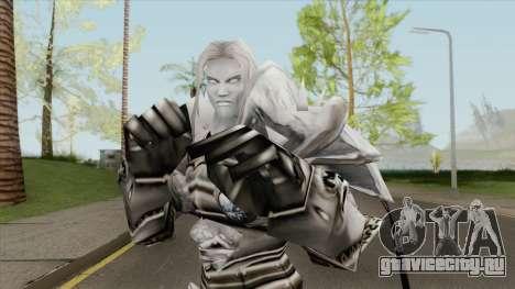 Arthas (Warcraft III) для GTA San Andreas
