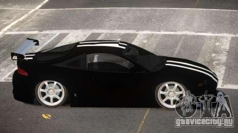 Mitsubishi Eclipse SR для GTA 4