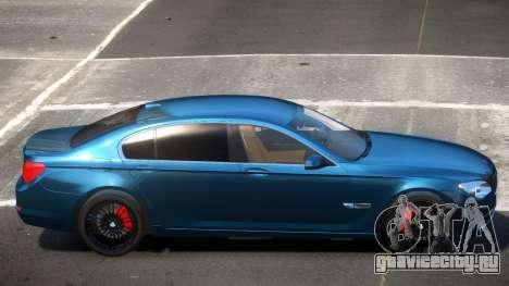 BMW 750Li E-Style для GTA 4