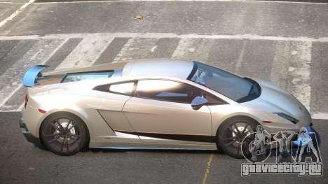 Lamborghini Gallardo Qz для GTA 4