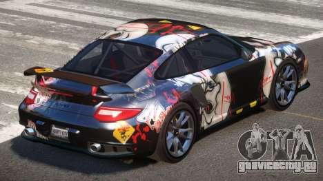 Porsche 911 GT2 RS R-Tuned PJ3 для GTA 4
