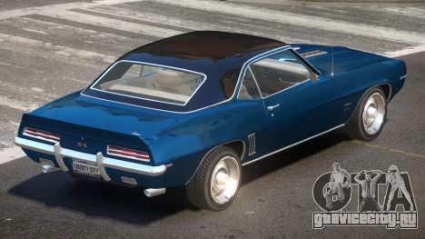 1973 Chevrolet Camaro 350 для GTA 4