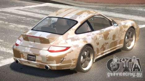 Porsche 911 LS PJ3 для GTA 4