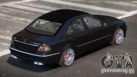 Mercedes Benz E55 V2.1 для GTA 4