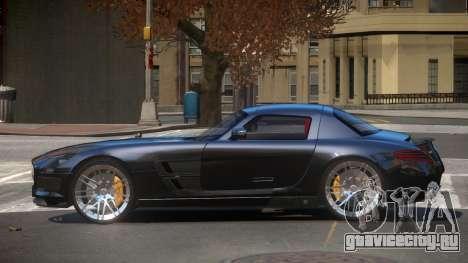 Mercedes Benz SLS LT для GTA 4