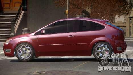 Ford Focus ST SiD для GTA 4