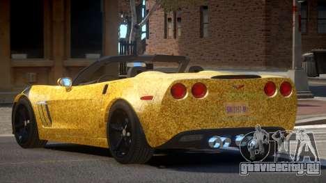 Chevrolet Corvette SR PJ6 для GTA 4