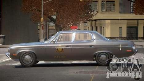 AMC Matador Police V1.0 для GTA 4