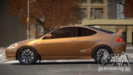 Acura RSX V2.1 для GTA 4