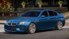 BMW M5 F10 V2.1 для GTA 4
