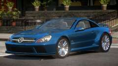 Mercedes Benz SL65 S-Tuning для GTA 4