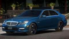 Mercedes Benz E63 SR для GTA 4