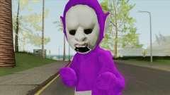 Tinky Winky (SlendyTubbies 3) для GTA San Andreas