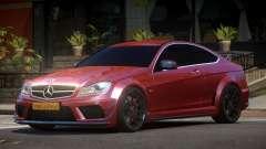 Mercedes Benz C63 S-Tuning для GTA 4