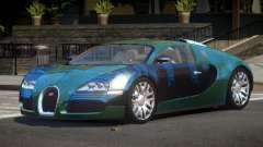 Bugatti Veyron DTI PJ1 для GTA 4