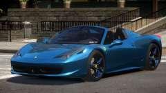 Ferrari 458 S-Tuned для GTA 4