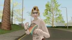 Random Female V3 (GTA Online) для GTA San Andreas