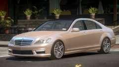Mercedes Benz S65 V2.3 для GTA 4