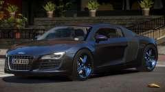 Audi R8 LS для GTA 4