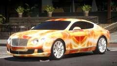 2013 Bentley Continental GT Speed PJ5 для GTA 4