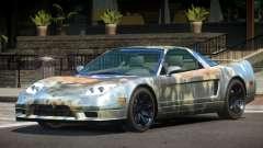 Acura NSX GT PJ4 для GTA 4