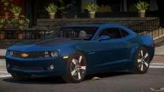 Chevrolet Camaro V2.3 для GTA 4