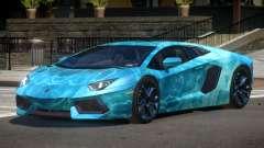 Lamborghini Aventador LP700 SR PJ1 для GTA 4