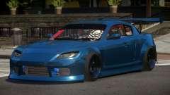 Mazda RX-8 R-Tuning для GTA 4