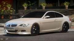 BMW M6 F12 SE для GTA 4