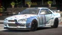 Nissan Skyline R34 L-Tuned PJ2 для GTA 4