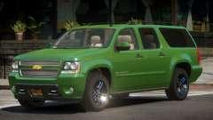 Chevrolet Suburban V2.1 для GTA 4