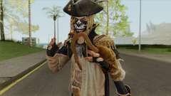 Pirate Roger (Free Fire) для GTA San Andreas