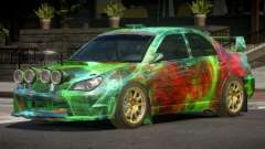 Subaru Impreza SR PJ3 для GTA 4